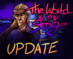 The World Is My Stage PAGE 8 by itami-salami
