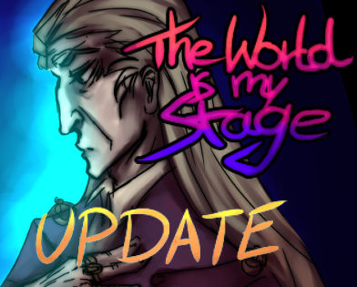 The World Is My Stage PAGE 16