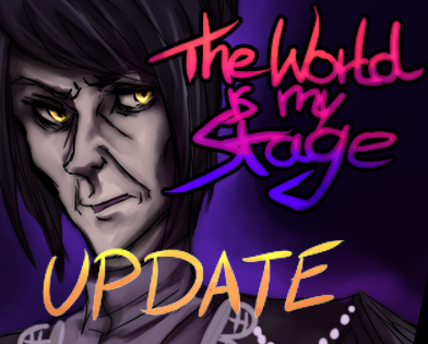 The World Is My Stage PAGE 18 by itami-salami