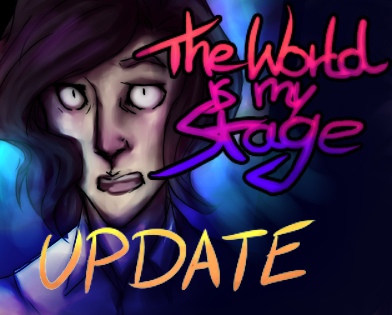 The World Is My Stage PAGE 19 by itami-salami