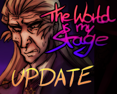 The World Is My Stage PAGE 33 by itami-salami