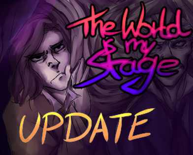The World Is My Stage PAGE 37 by itami-salami