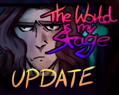 The World Is My Stage PAGE 48 by itami-salami