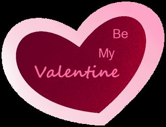 Valentine's Heart by xXxBulletproofxXx