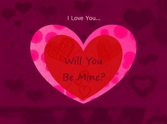 Valentine's Day Card by xXxBulletproofxXx