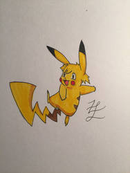 Ashachu colored by RobintheNerd