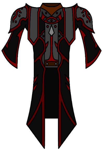 Towers of Arcane Robes by NeonBlacklightTH