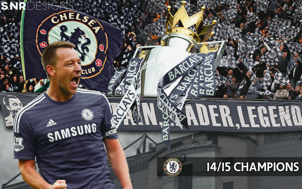 Information About Chelsea Fc Champions League Winners Wallpaper