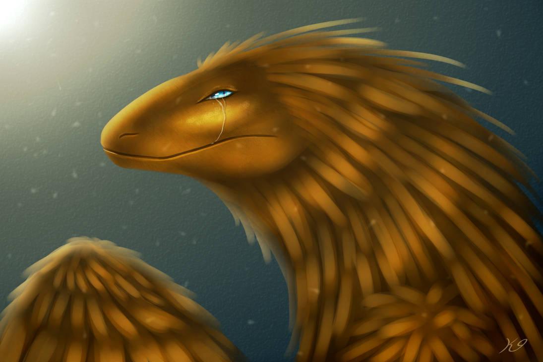 Golden Tears by Killah9