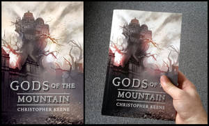Gods of the Mountain - Book Cover