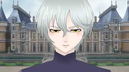 [Kuroshitsuji Oc] I think that... by Risu-chan013