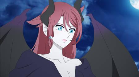 [SNB] Lily demon form