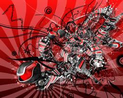 Vector Wallpaper by LyricalLies18