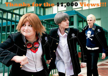 Persona 4 - THANKS FOR 11,000 Views!!