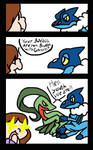 Pokemon X and Y reacttion:Frogadier