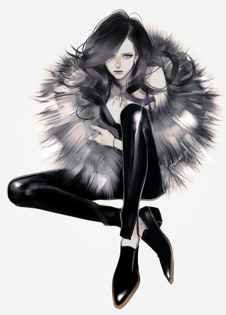 Fur by tknk