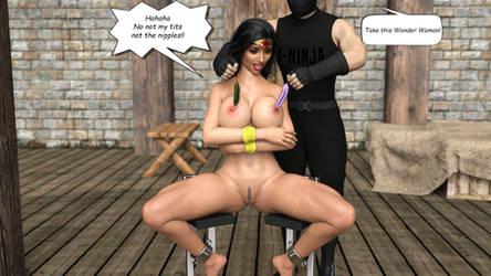 WW tickle by HeroineAdventures
