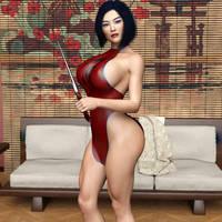 Yuki Matsura by HeroineAdventures