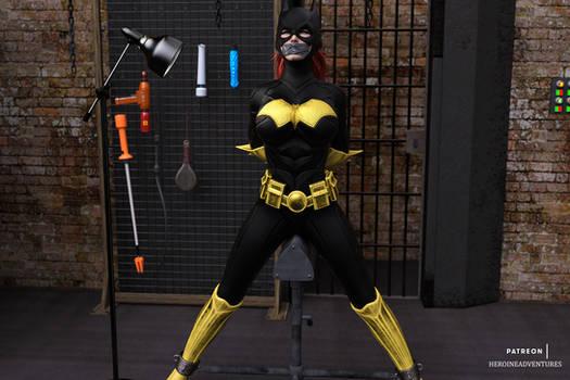 Batgirl bondage 4