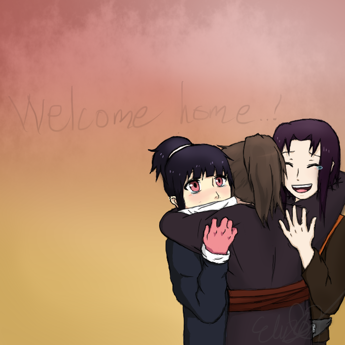 TG - Welcome Home by Eriluvs