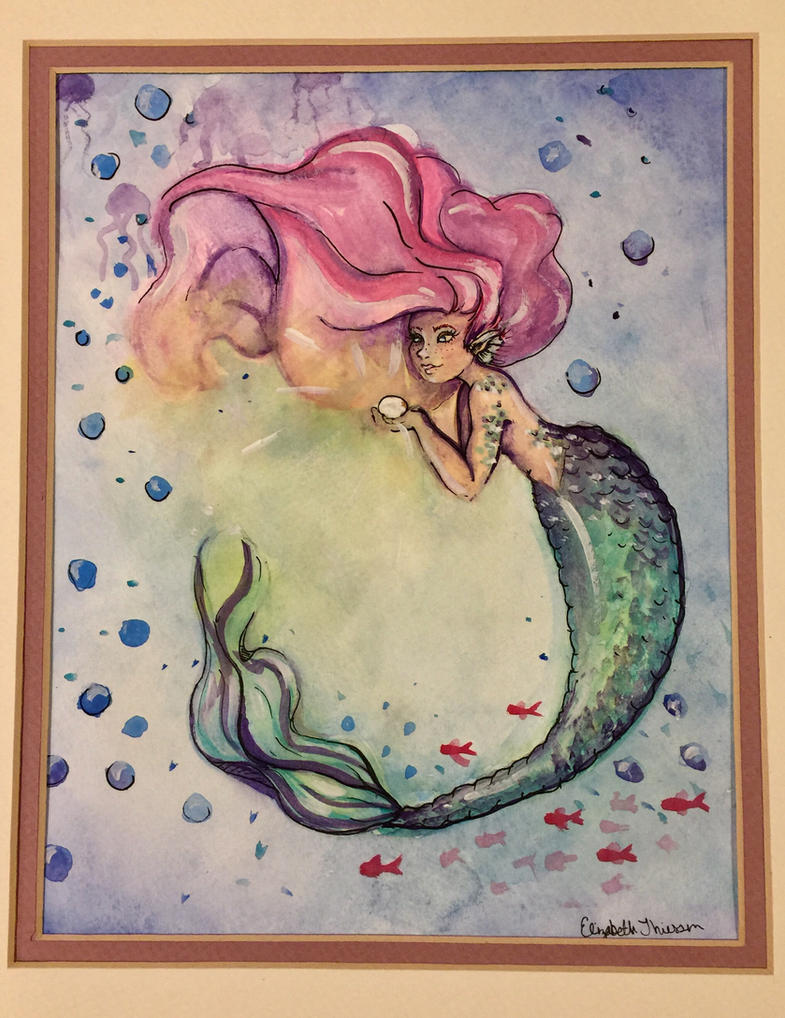 Magic Pearls by BeautifullyRand0m