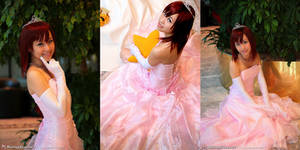 Ball Gown Kairi :3 by LiL-KRN-YUNA
