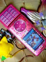 Cell phone cosplay x V. Kairi by LiL-KRN-YUNA