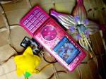 Cell phone cosplay x V. Kairi