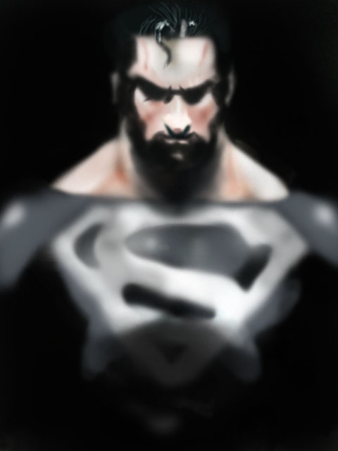 BLACK SUIT SUPERMAN by conflik1986 on DeviantArt