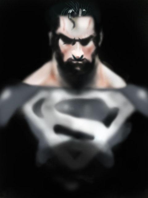 BLACK SUIT SUPERMAN by conflik1986 on DeviantArt
