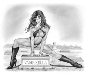 Vampi 1 by allenartist