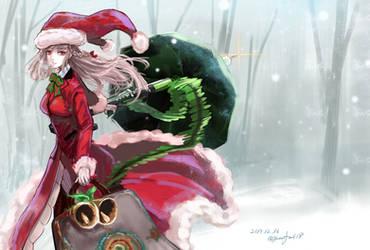 Nightingale santa