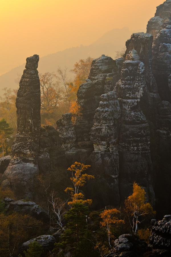 sandstone rocks by MartinAmm