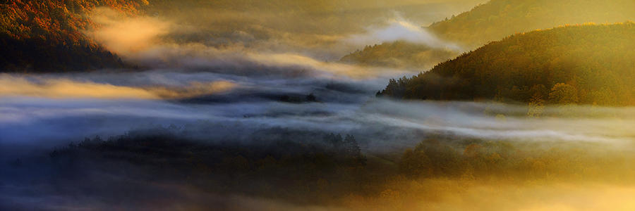mystic morning by MartinAmm