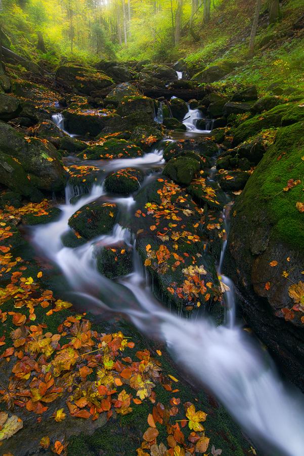 Cascades by MartinAmm