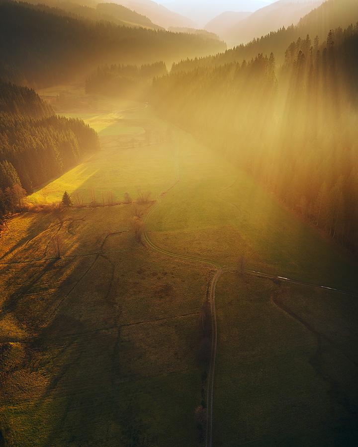 Kremnitz valley by MartinAmm