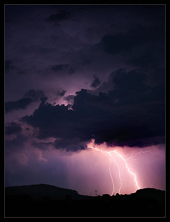 thunderstorm by MartinAmm