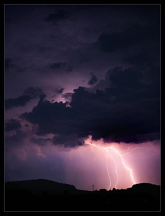 thunderstorm by MartinAmm