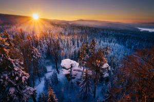 winter wonderland by MartinAmm