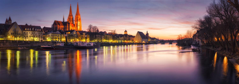 Regensburg by MartinAmm