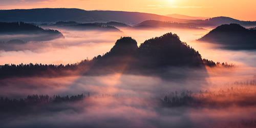 Sunrise vibes