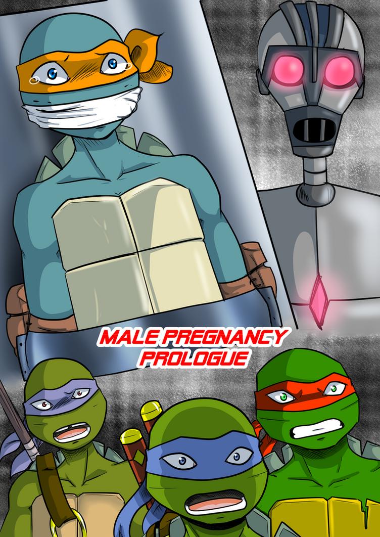 Male pregnancy deviantart tmnt male pregnancy prologue