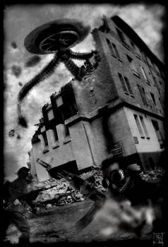 war of the worlds...
