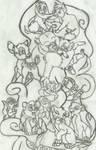 WIP Disney Animal Sleeve