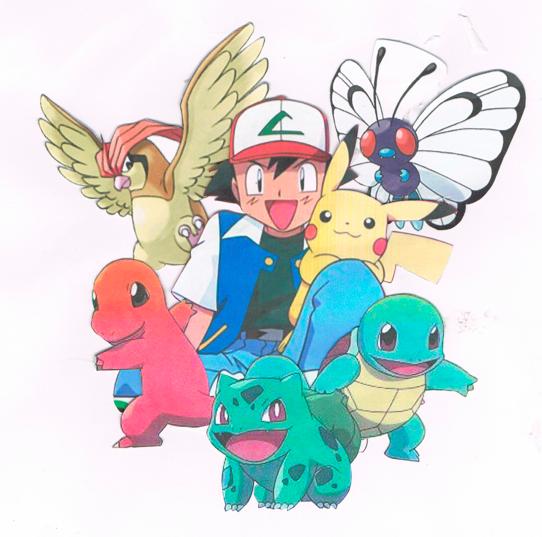 Pokemon Ash Tattoo Design By MaidenMacabre On DeviantArt