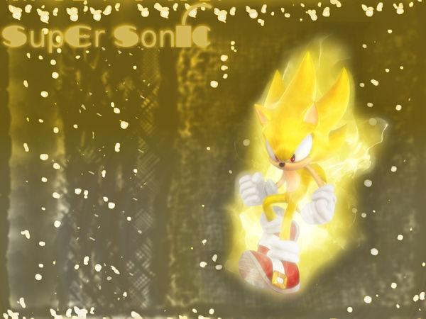 Super Sonic Wallpaper, no. 2