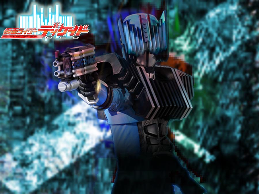 Kamen Rider Diend Wallpaper | www.pixshark.com - Images ...