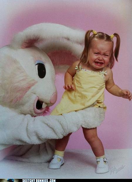 Scary-Terrifying-Easter-Bunny-11 by vadimcream