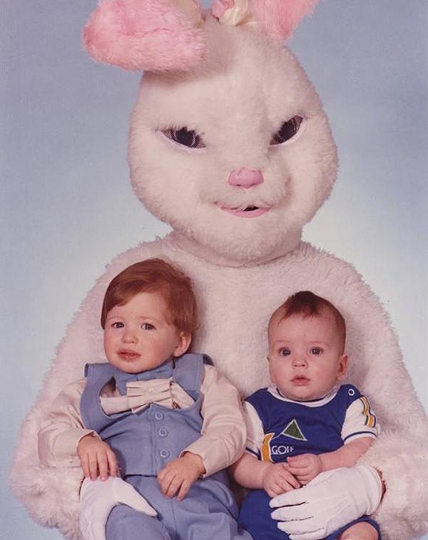 Scary-Terrifying-Easter-Bunny-1 by vadimcream