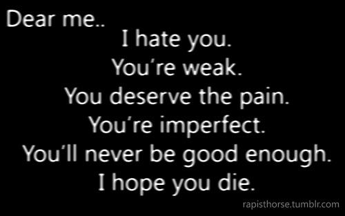 Dear Me... by itsmylifeee